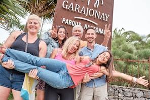 From Puerto de La Cruz: Full-Day Vip Tour to Gomera