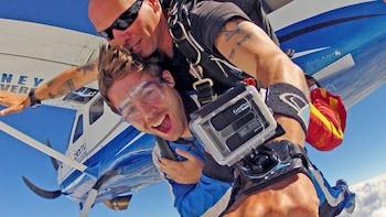 Tandem Skydiving Adventure