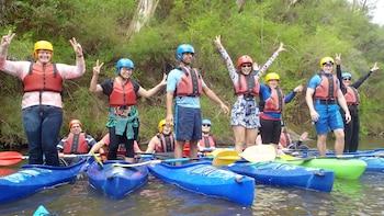 Whitewater Kayaking Half-Day Tour