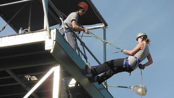 Abseiling & Obstacle Course