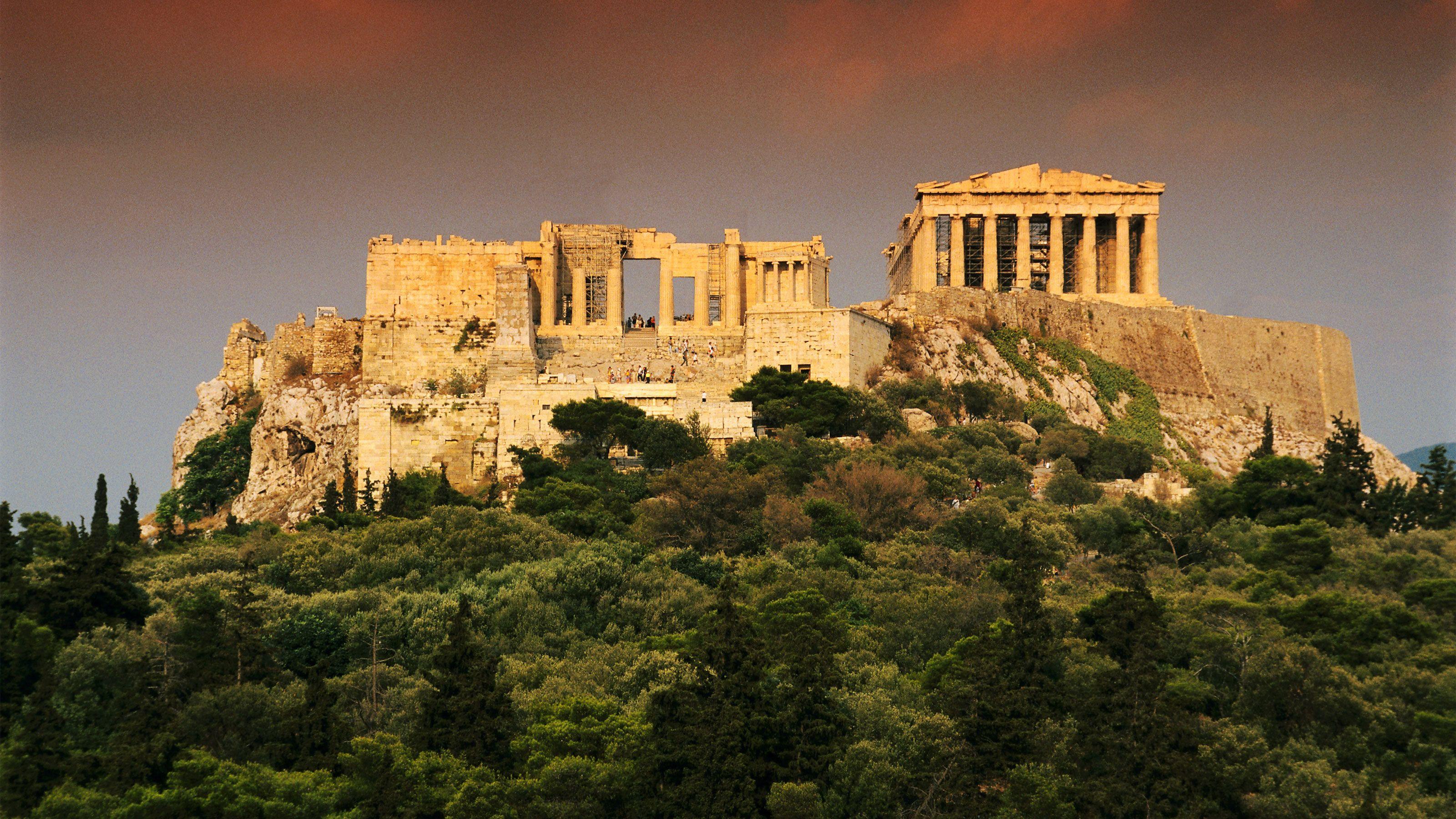 Skip-the-line Small-Group Acropolis Walking Tour