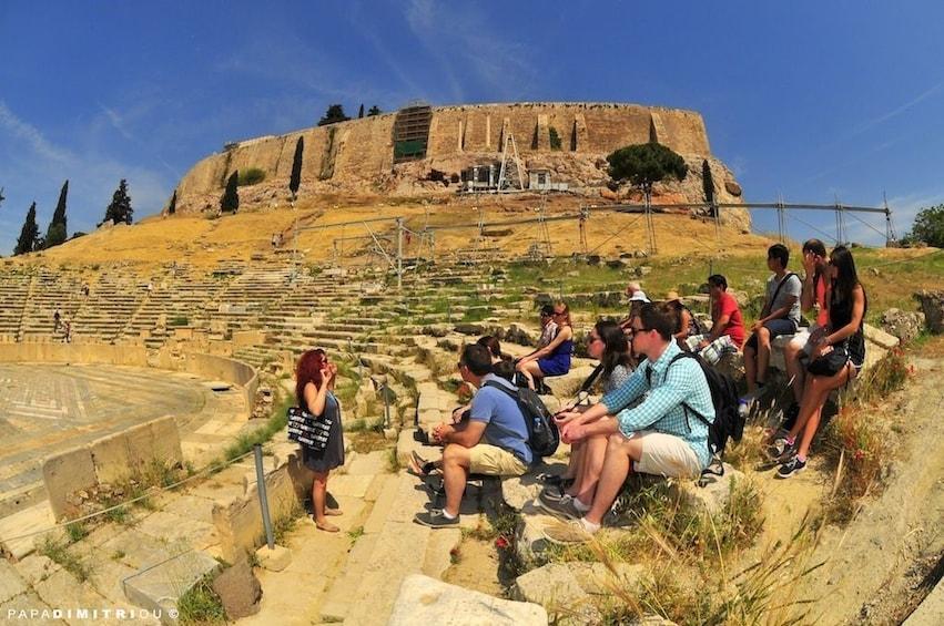 Foto 4 van 9. Skip-the-line Acropolis & Acropolis Museum Tour