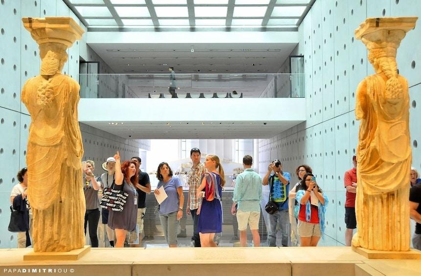 Skip-the-line Acropolis & Acropolis Museum Tour