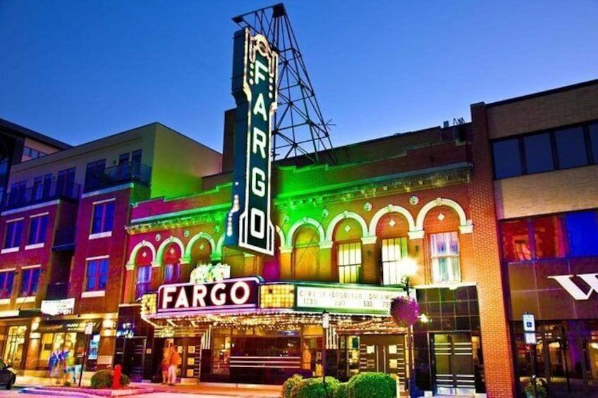 Fargo Scavenger Hunt: Let's Roam We're Fargo-ing Out!