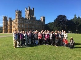 DOWNTON ABBEY ENGLISH COUNTRYSIDE DAY EXCURSION