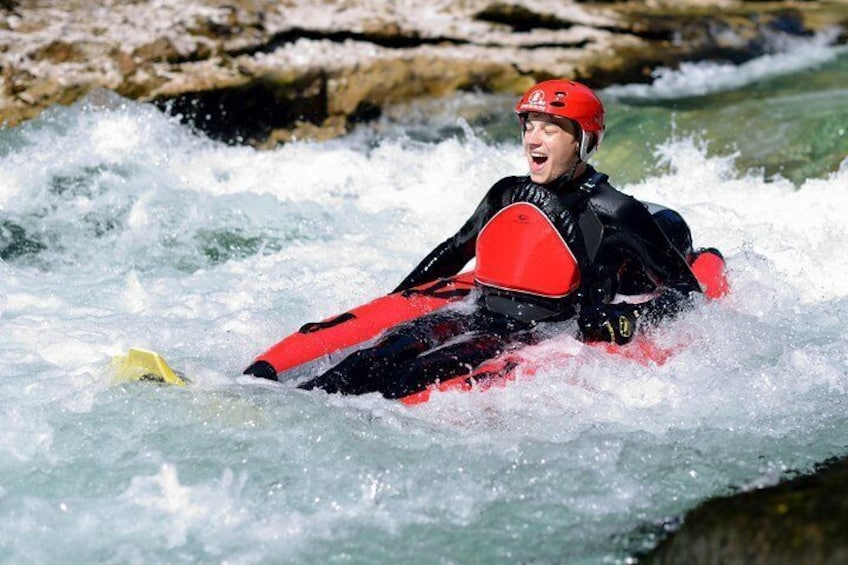 Whitewater riverbug style! Awesome new adventure in the Bay of Plenty, NZ.