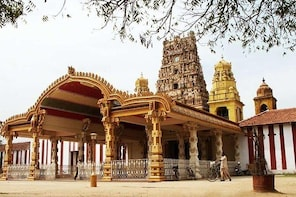 Discover Jaffna 03 Nights and 04 Days (All-Inclusive Private Trip From Colo...