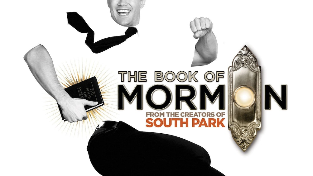Show item 1 of 8. The book of Mormon in London