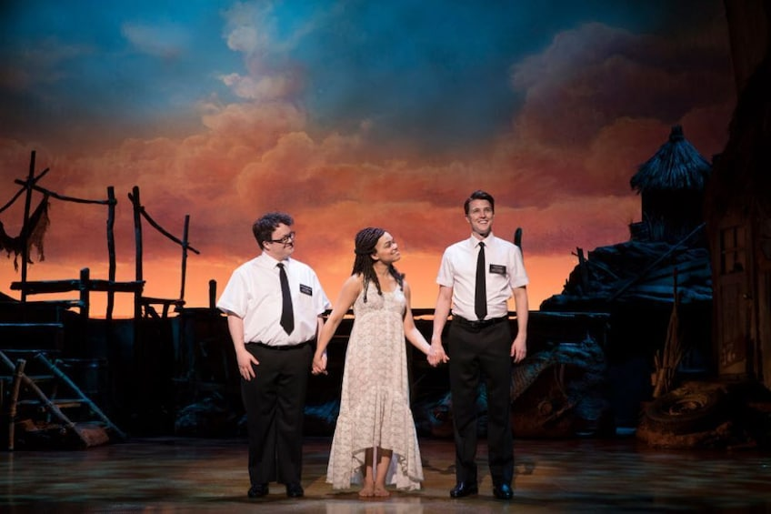 Show item 4 of 8. The Book of Mormon Musical London Tickets