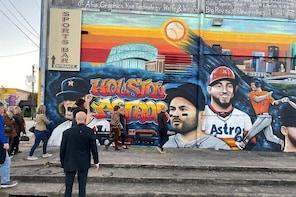 Food and Fantastic Art Tour of the EaDo area of Houston