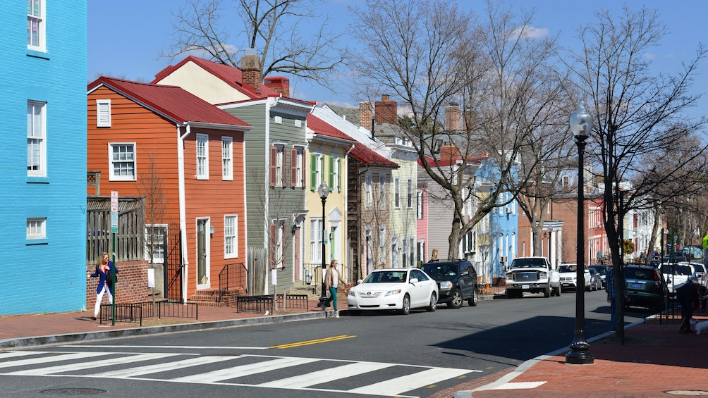 Show item 5 of 5. Charming residential area in Washington DC