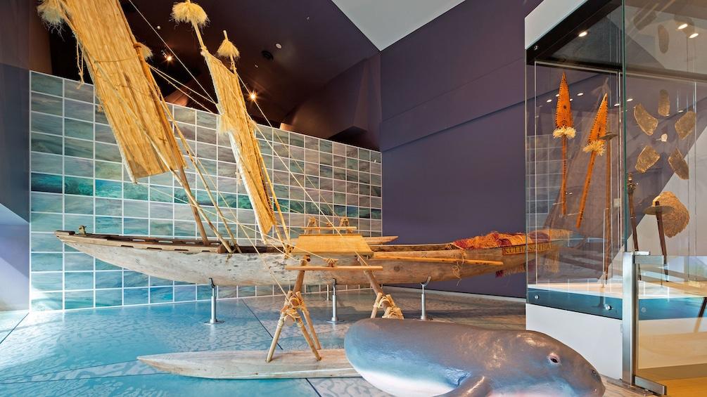 Show item 5 of 5. interior of museum