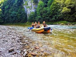 Dunajec River Rafting - private tour (8-9h)