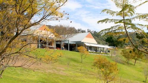 Roberts Restaurant in Hunter Valley, Australia.