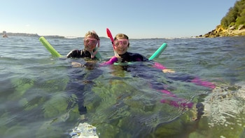 Manly Snorkel, Walk & Talk Tour