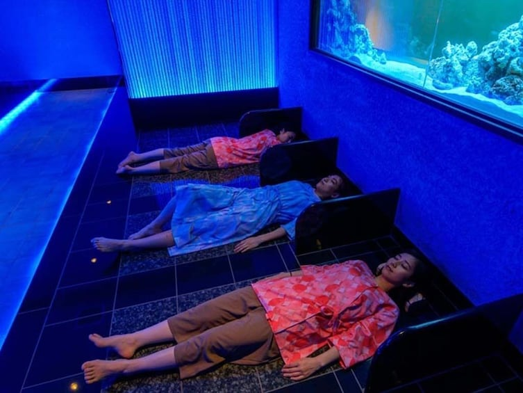 Show item 3 of 3. Spa Experience in Atami