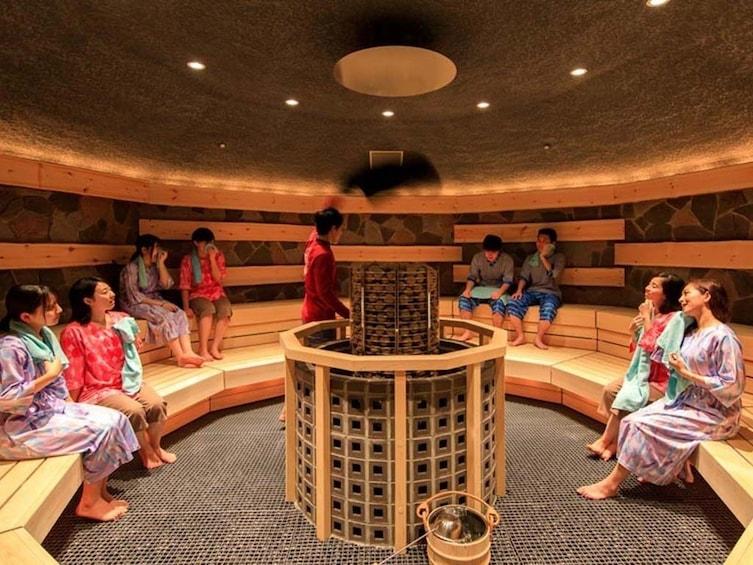 Spa Experience in Atami