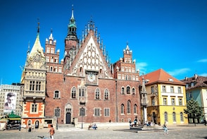 Wroclaw City Tour with private guide 4 h