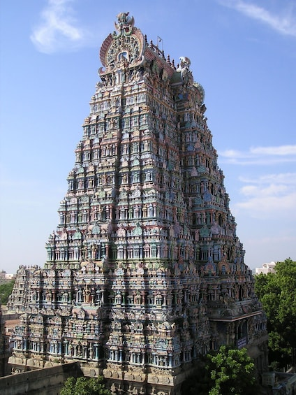 Show item 6 of 6. Temples and Tastes of Tamil Nadu