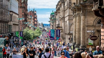 Discover Glasgow in 60 Minutes with a Local