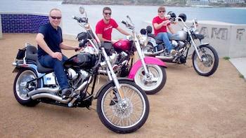 Harley Davidson Bondi Beach Tour
