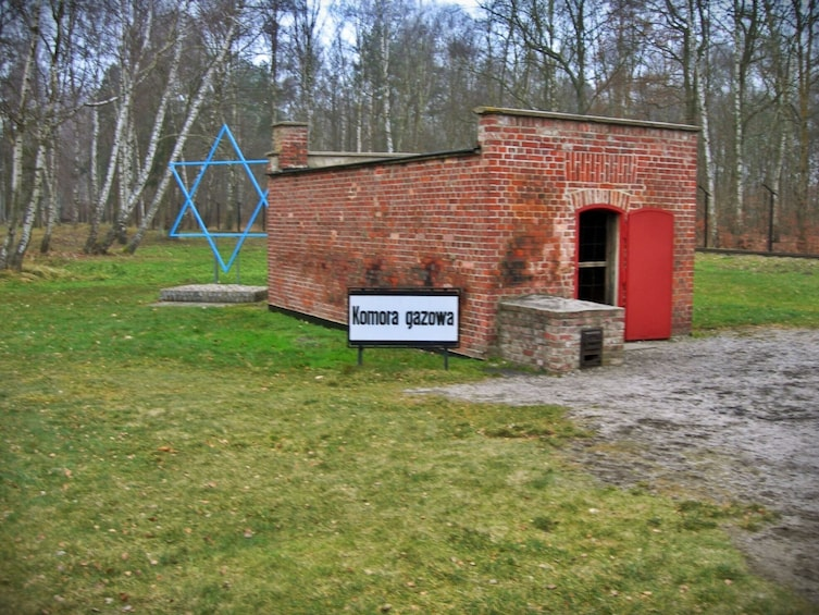 Stutthof Concentration Camp Museum - private tour 6 h
