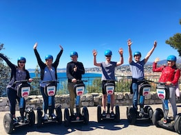 Nice Grand Segway Tour 2h00