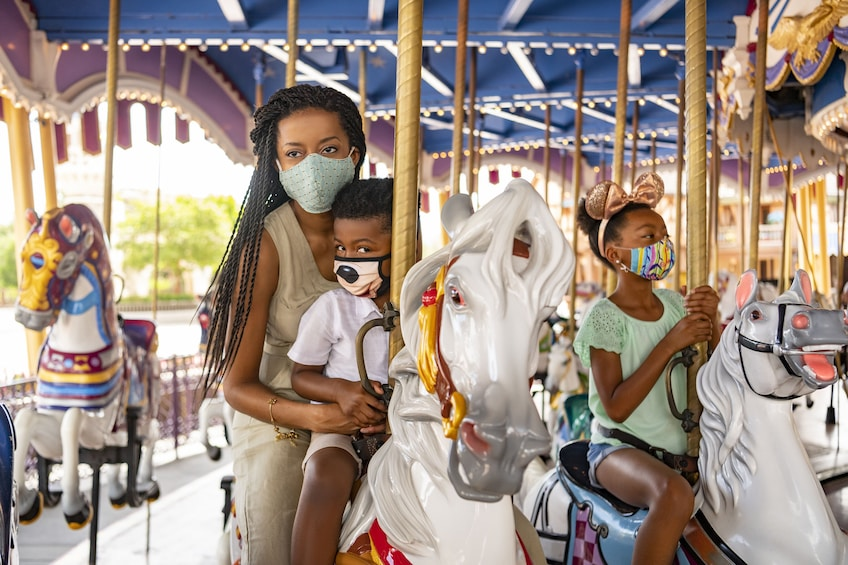 Cargar ítem 1 de 9. Walt Disney World® Resort Theme Park Ticket