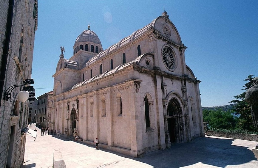 Show item 2 of 6. Private tour to Sibenik and Zadar from Split or Trogir