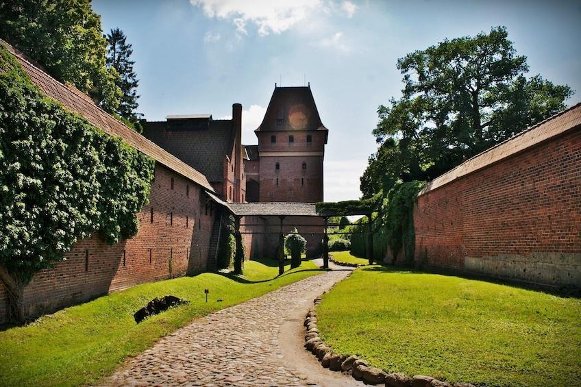 Malbork Castle - private tour 6h