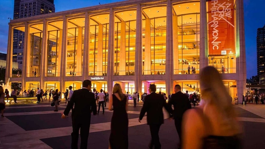 Show item 1 of 7. New York Philharmonic at Lincoln Center: 2019–20 Season