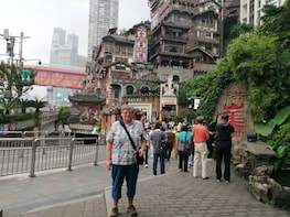 Chongqing City Sightseeing Private Day Tour
