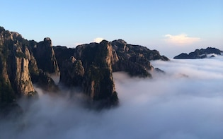 Huangshan Mountain Private Day Tour with Cable Car