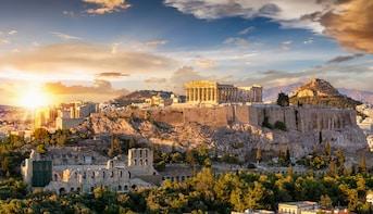 Acropolis Site & Acropolis Museum Combo Admission Tickets