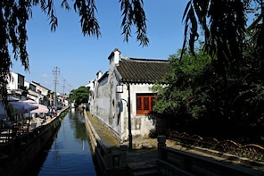 Suzhou Private Day Trip of Gardens and Old Street