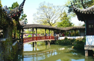 Full Day Suzhou Gardens Private Tour with a Local Guide