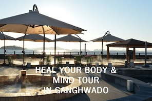 [Ganghwado Tour] Healing of body and mind tour