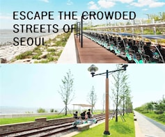 [Incheon Tour]Quick escape from the crowded streets of Seoul