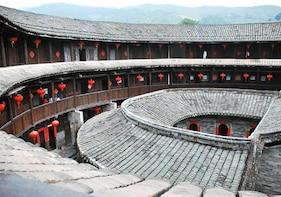 Nanjing Tianluokeng Hakka Cluster Private Tour From Xiamen