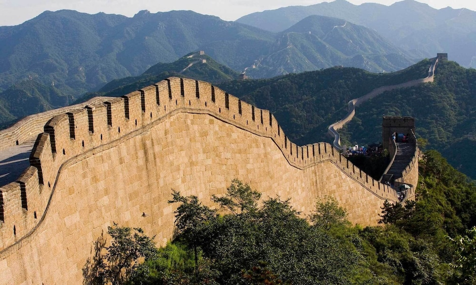 Show item 2 of 10. Beijing Ming Tomb and Badaling Great Wall Bus Tour