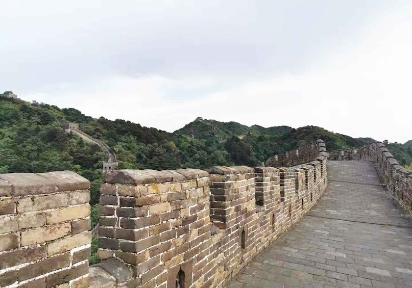 Show item 1 of 10. Beijing Ming Tomb and Badaling Great Wall Bus Tour