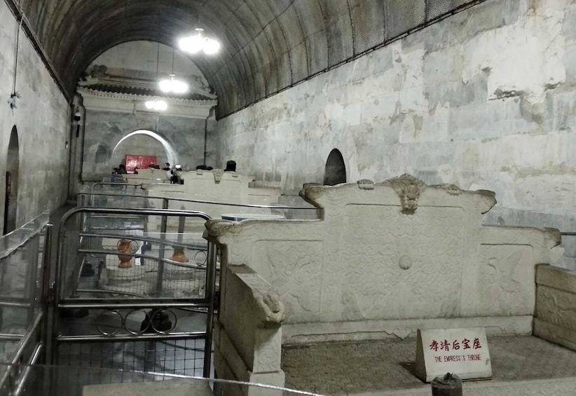 Show item 3 of 10. Beijing Ming Tomb and Badaling Great Wall Bus Tour