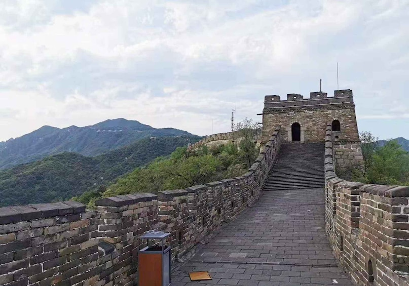 Show item 10 of 10. Beijing Ming Tomb and Badaling Great Wall Bus Tour