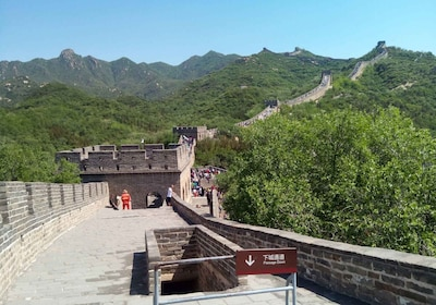 Beijing Mutianyu Great Wall Bus Tour with Entrance Ticket