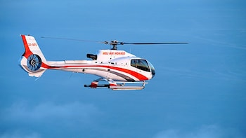 VIP day in Monaco: Helicopter tour and lunch