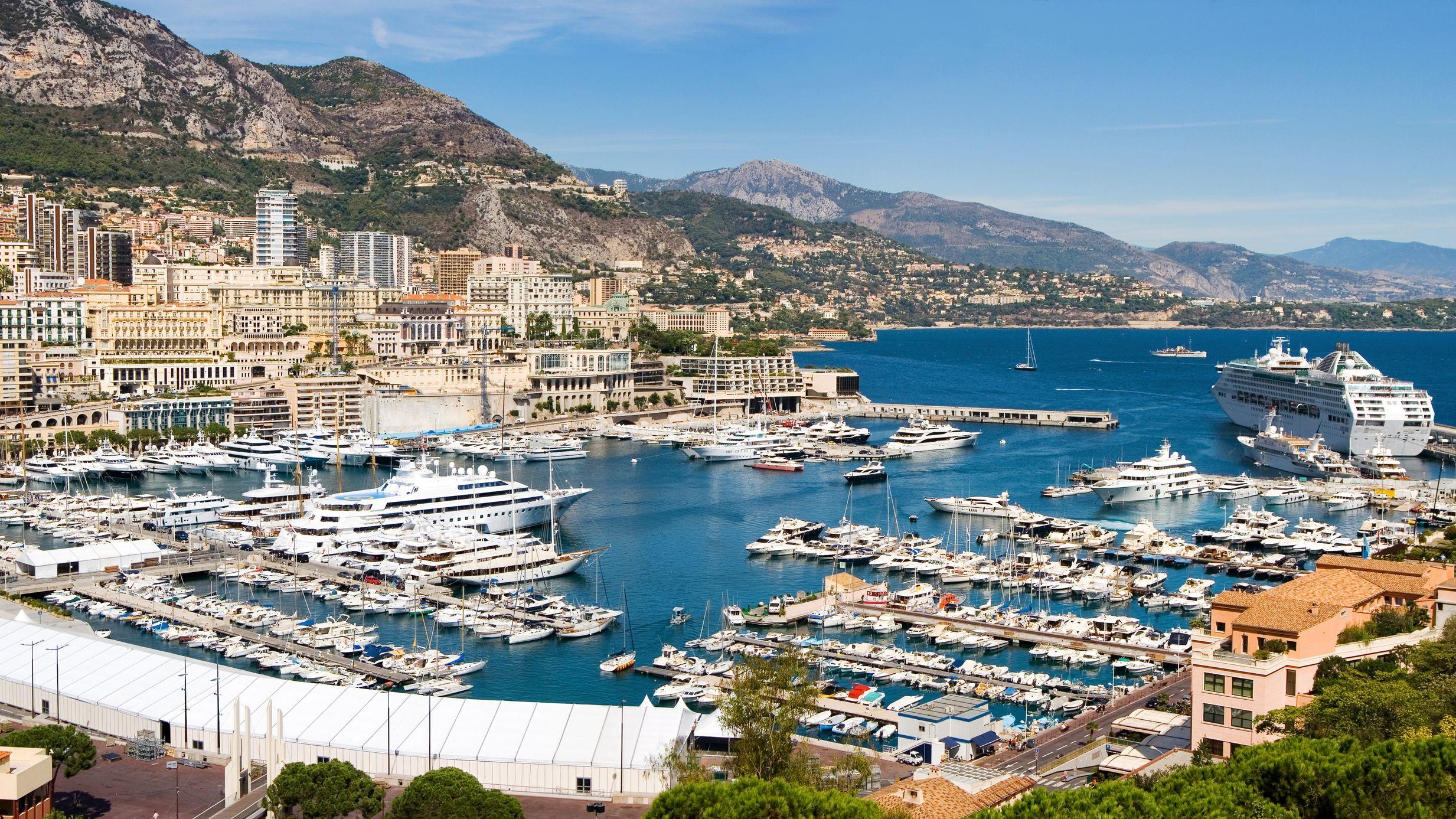Privat dagstur til Monaco med lunsj