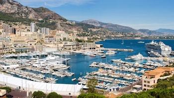 Visite privée de Monaco en une journée, déjeuner compris