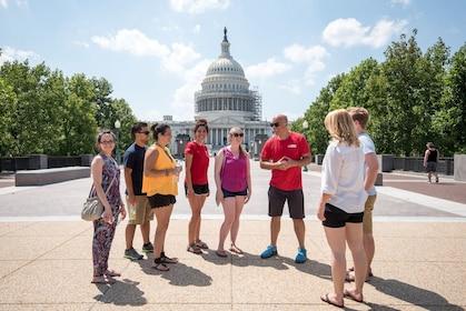 Washington: Small-Group City Unveiled eCruiser Tour