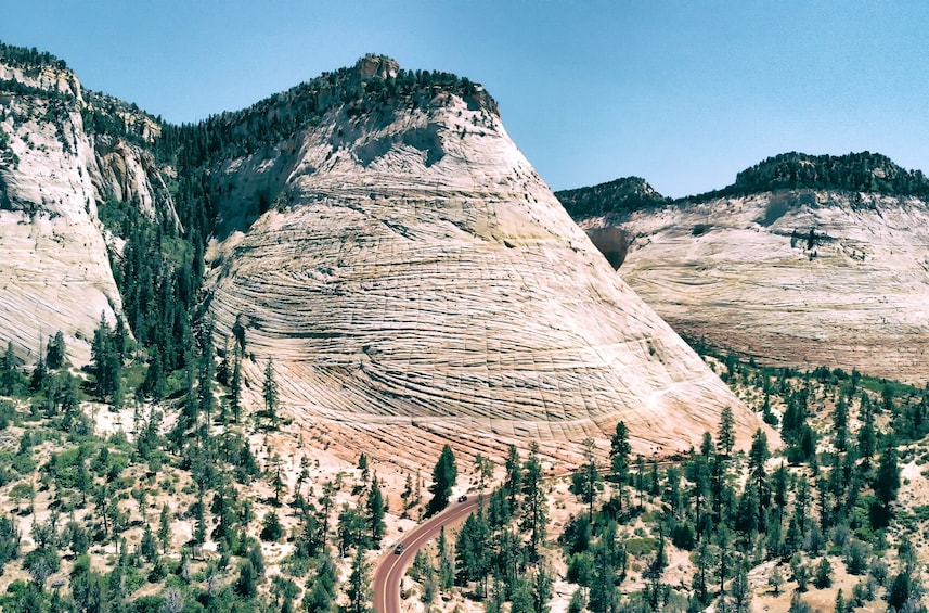 Show item 5 of 6. 1 Day Amazing Tour : Zion Canyon and Bryce Canyon Tour