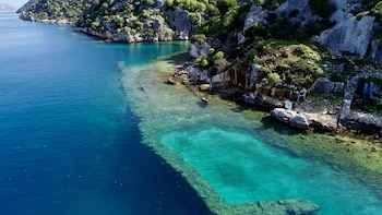 Private Boat Tour to Kekova & Sunken City From Kas Harbour
